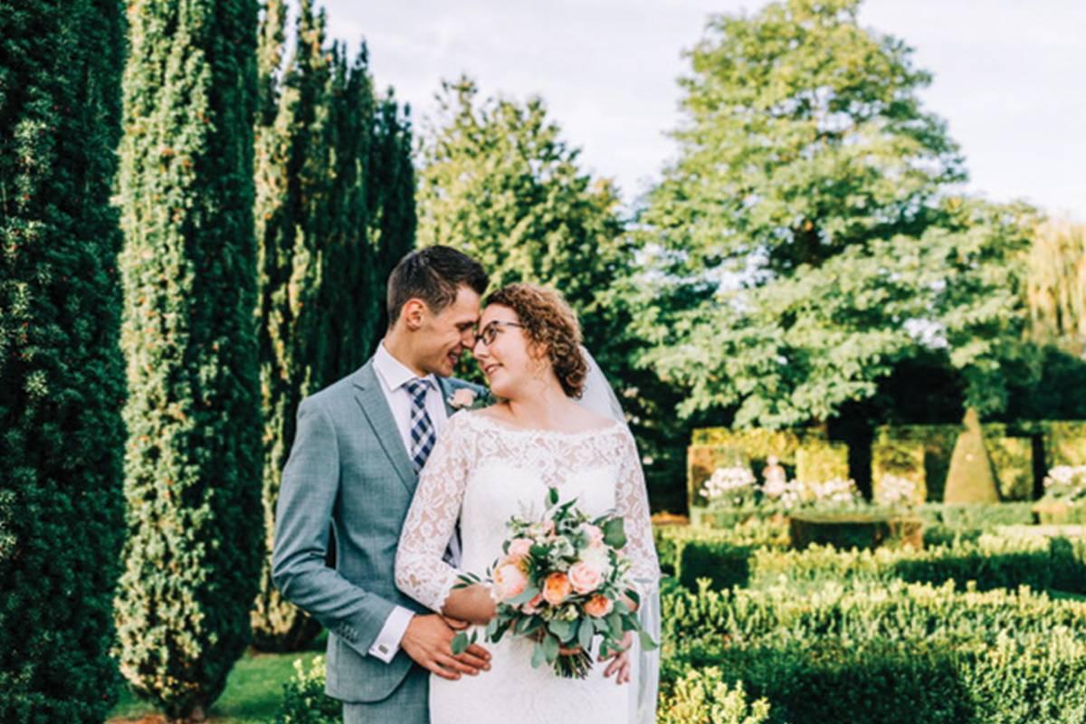 <span>Bruidsboeket, Bruidswerk</span>Bruiloft